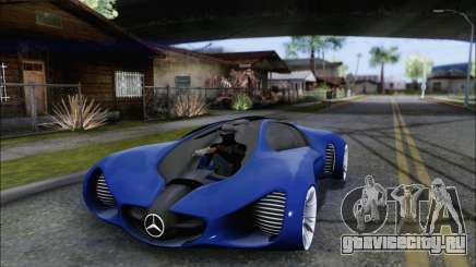 Mercedes-Benz Biome для GTA San Andreas