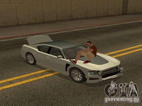ALEX&GRIN Skin для GTA San Andreas четвёртый скриншот