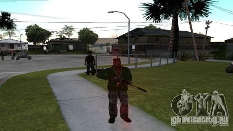 M4 Cyrex из CS:GO для GTA San Andreas второй скриншот