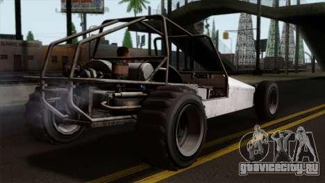 GTA 5 Dune Buggy для GTA San Andreas вид слева