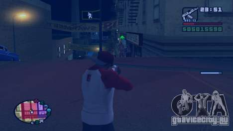 Замедление времени при стрельбе как в GTA V для GTA San Andreas