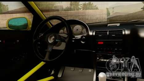 Acura Integra Type R 2001 для GTA San Andreas вид сбоку