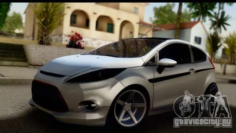 Ford Fiesta для GTA San Andreas