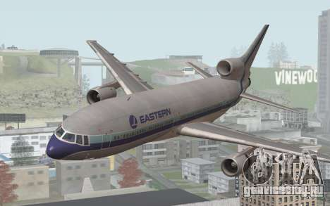 Lookheed L-1011 Eastern Als для GTA San Andreas