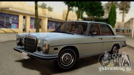 Mercedes-Benz 300 SEL 6.3 (W109) 1967 IVF АПП для GTA San Andreas