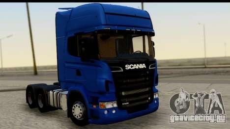 Scania G 4х6 для GTA San Andreas