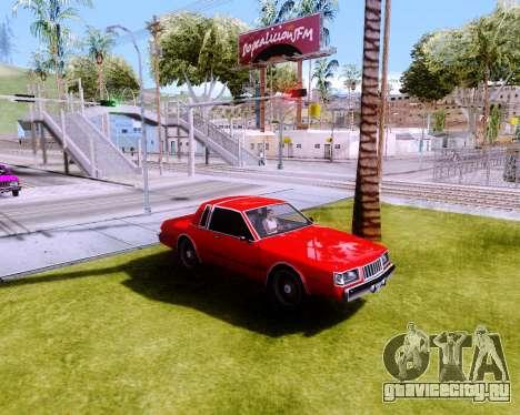 ENB Low PC AKedition для GTA San Andreas второй скриншот