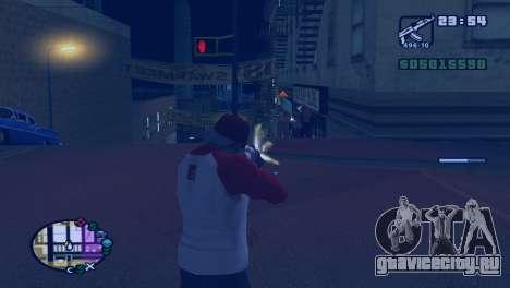 Замедление времени при стрельбе как в GTA V для GTA San Andreas второй скриншот