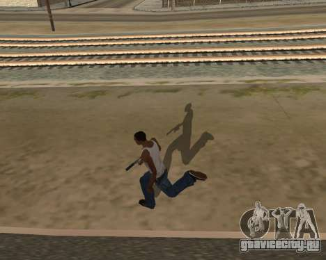 Shadows Settings Extender 2.1.2 для GTA San Andreas третий скриншот