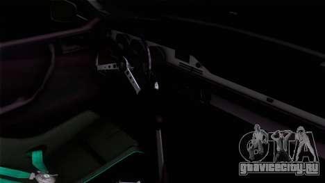 Dacia 1300 GFB Stanced для GTA San Andreas вид сзади слева