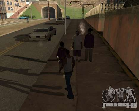 Shadows Settings Extender 2.1.2 для GTA San Andreas четвёртый скриншот