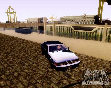 Ultimate ENB Series для GTA San Andreas