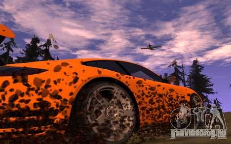 Greenlight ENB v1 для GTA San Andreas третий скриншот