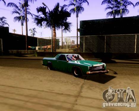 Ultimate ENB Series для GTA San Andreas третий скриншот