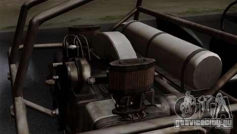 GTA 5 Dune Buggy для GTA San Andreas вид справа