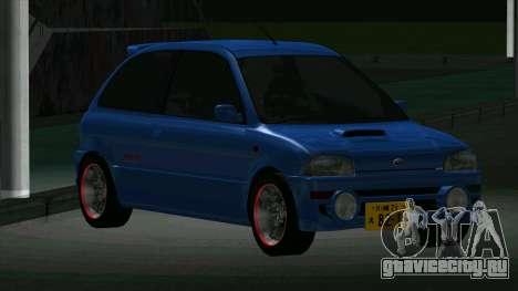 Subaru Vivio RX-R для GTA San Andreas