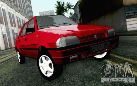 Dacia SuperNova для GTA San Andreas
