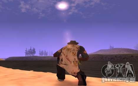 Greenlight ENB v1 для GTA San Andreas второй скриншот