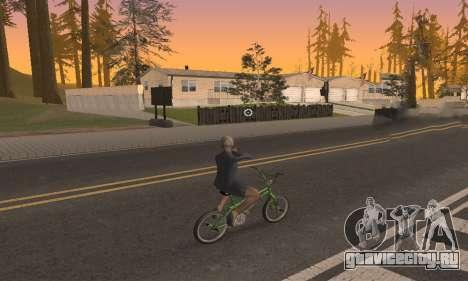 CLEO Drive By для GTA San Andreas второй скриншот