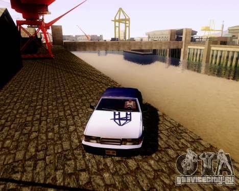 Ultimate ENB Series для GTA San Andreas четвёртый скриншот