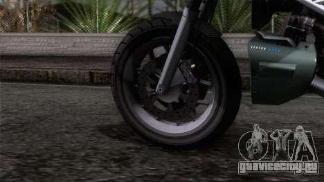 Principe Lectro для GTA San Andreas вид сзади слева