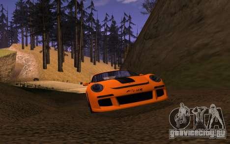 Greenlight ENB v1 для GTA San Andreas