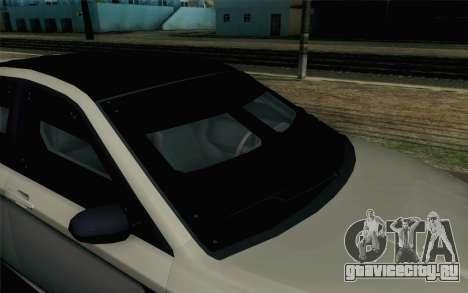 GTA 5 Karin Kuruma v2 Armored SA Mobile для GTA San Andreas вид сзади