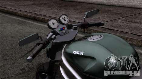 Principe Lectro для GTA San Andreas вид справа
