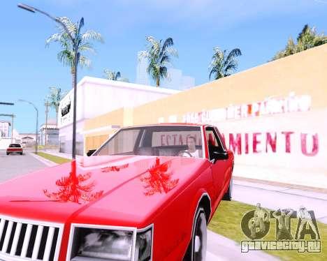 ENB Low PC AKedition для GTA San Andreas четвёртый скриншот
