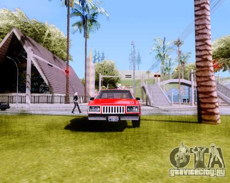 ENB Low PC AKedition для GTA San Andreas третий скриншот