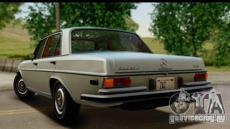 Mercedes-Benz 300 SEL 6.3 (W109) 1967 IVF АПП для GTA San Andreas вид слева
