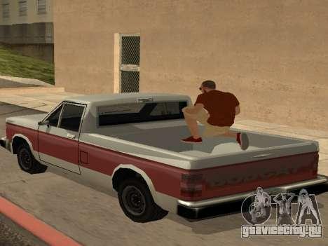 ALEX&GRIN Skin для GTA San Andreas пятый скриншот