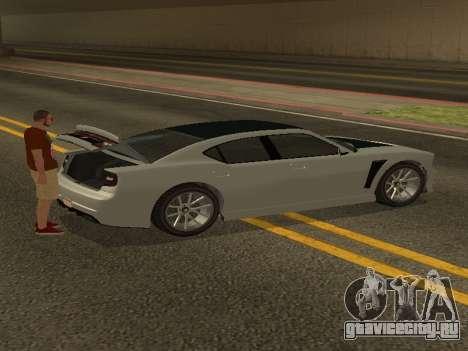 ALEX&GRIN Skin для GTA San Andreas третий скриншот