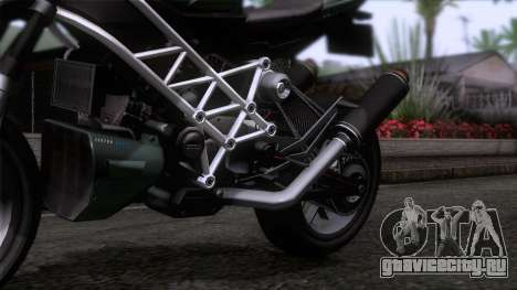 Principe Lectro для GTA San Andreas вид сзади