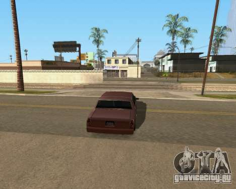 Shadows Settings Extender 2.1.2 для GTA San Andreas шестой скриншот