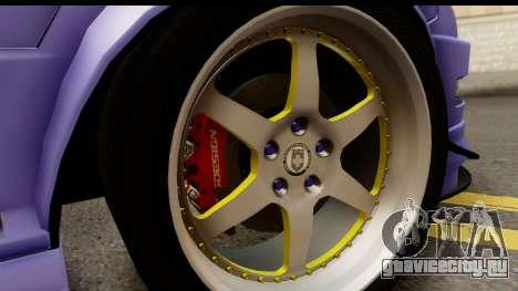 Acura Integra Type R 2001 для GTA San Andreas вид изнутри