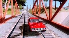 ENB Low PC AKedition для GTA San Andreas