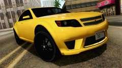 GTA 5 Cheval Fugitive IVF АПП