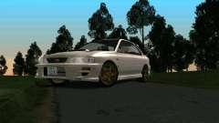 Subaru Impreza Sports Wagon WRX STI для GTA San Andreas
