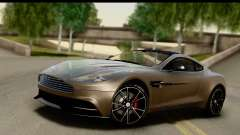 Aston Martin Vanquish 2013 Road version