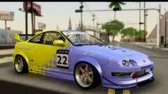 Acura Integra Type R 2001 для GTA San Andreas