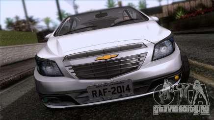 Chevrolet Onix для GTA San Andreas