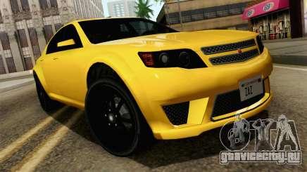 GTA 5 Cheval Fugitive IVF АПП для GTA San Andreas