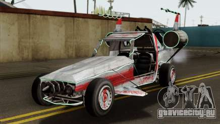 GTA 5 Space Docker IVF для GTA San Andreas