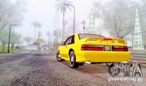 DirectX Test 3 - ReMastered для GTA San Andreas пятый скриншот