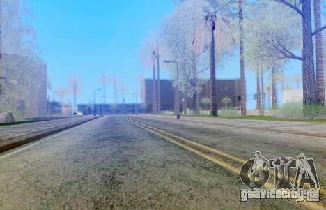 DirectX Test 3 - ReMastered для GTA San Andreas второй скриншот