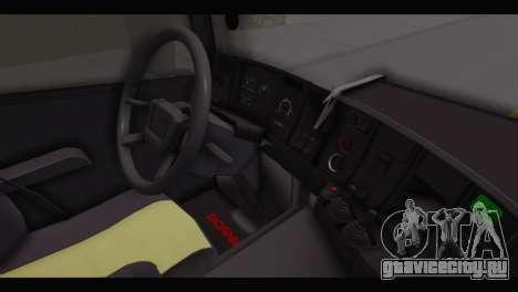 Scania 164L 580 V8 для GTA San Andreas вид справа