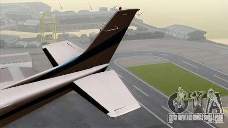 GTA 5 Mammatus для GTA San Andreas вид сзади слева