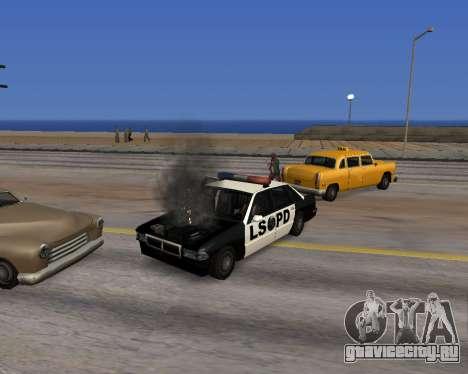 Ledios New Effects v2 для GTA San Andreas двенадцатый скриншот