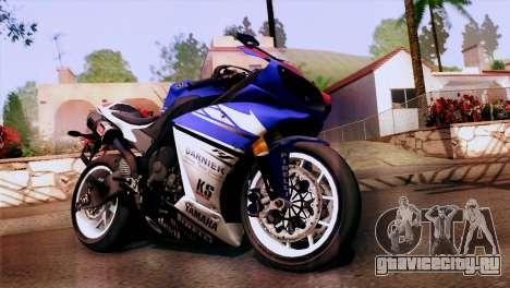 Yamaha YZF-R1 PJ для GTA San Andreas